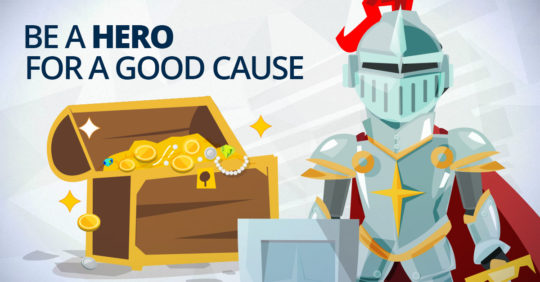 GenCon 2016 Charity