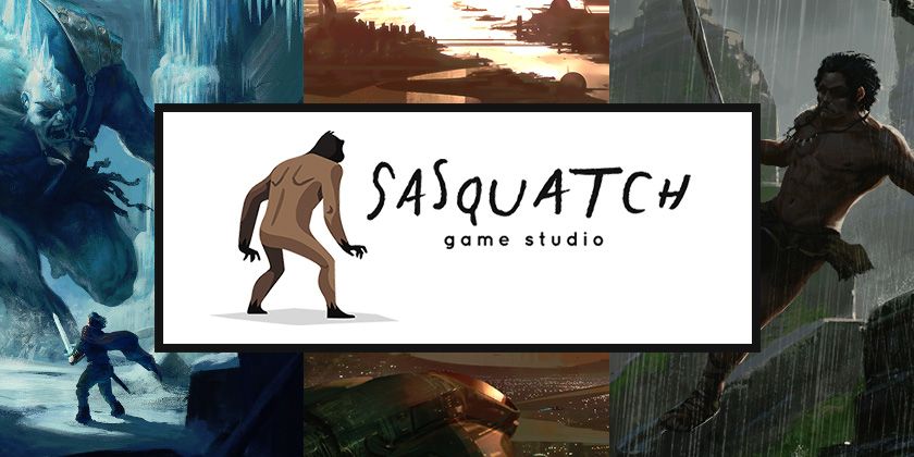 D20PRO Sasquatch Games Primeval Thule