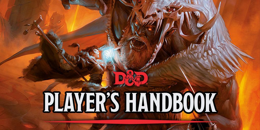 Image result for d&d player handbook