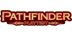 New Pathfinder Playtest and D20PRO