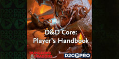 D&D Player's Handbook Update