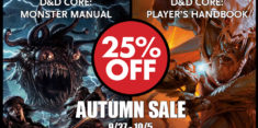 Marketplace Autumn Sale