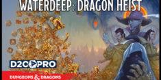 Adventure Supplement: Waterdeep: Dragon Heist