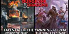 Adventure Supplement: Tales of the Yawning Portal – Part I