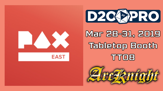 PAX East 2019