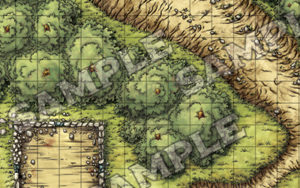 Tactical Maps Reincarnated Forest Hovel