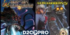 Esper Genesis & Ultramodern5 (BETAS)